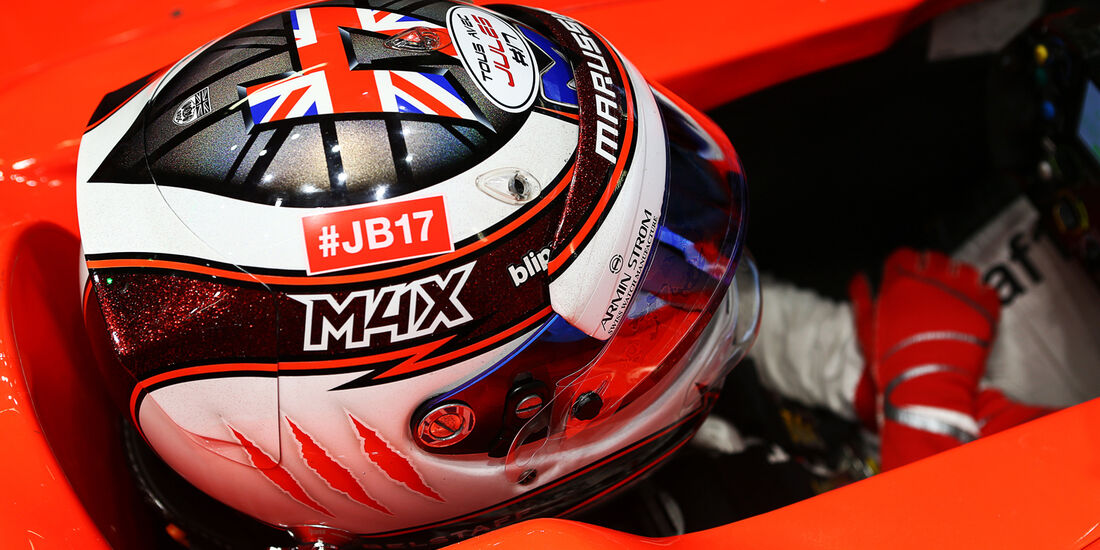 Max Chilton - Marussia - Formel 1 - GP Russland - 10. Oktober 2014