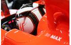 Max Chilton, Marussia, Formel 1-Test, Barcelona, 19. Februar 2013