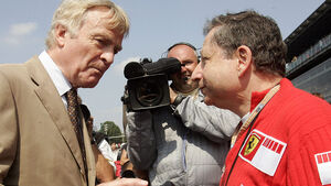 Max Mosley, Jean Todt