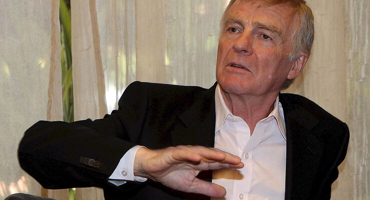 Max Mosley
