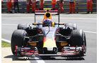 Max Verstappen - Formel 1 - GP England 2016