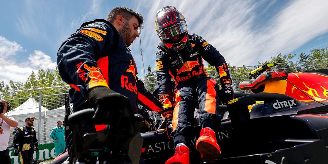 Max Verstappen - Formel 1 - GP Kanada 2018