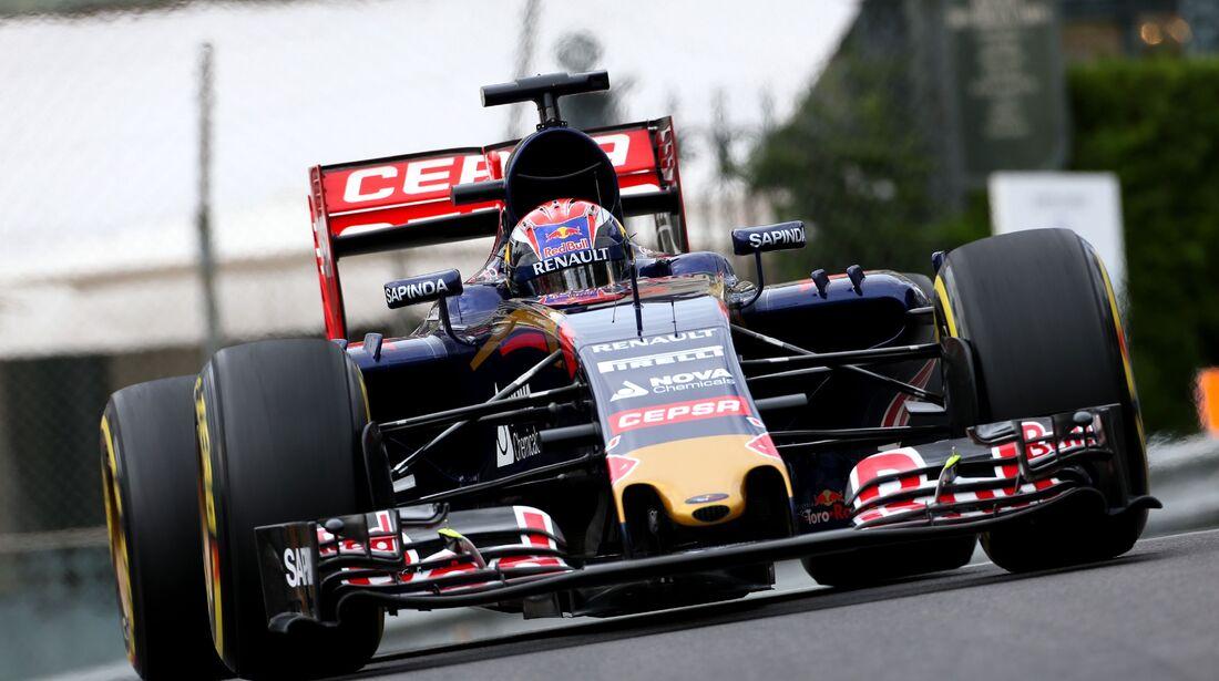 Max Verstappen - Formel 1 - GP Monaco - Donnerstag - 21. Mai 2015