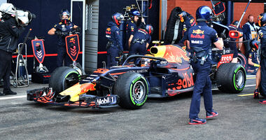 Max Verstappen - GP Belgien 2018