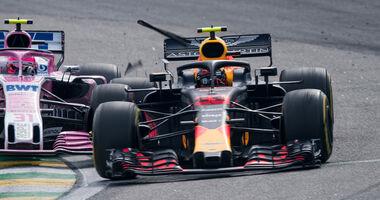 Max Verstappen - GP Brasilien 2018