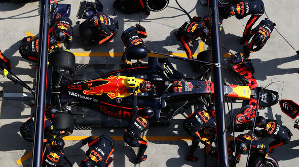 Max Verstappen - GP China 2018