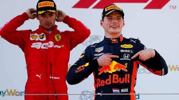 Max Verstappen - GP Austria 2019