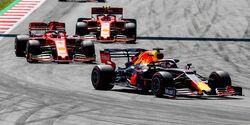 Max Verstappen - GP Spanien 2019