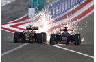 Max Verstappen & Pastor Maldonado - Formel 1 - GP Bahrain 2015