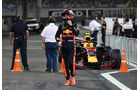 Max Verstappen - Red Bull - Formel 1 - GP Abu Dhabi  -24. November 2018