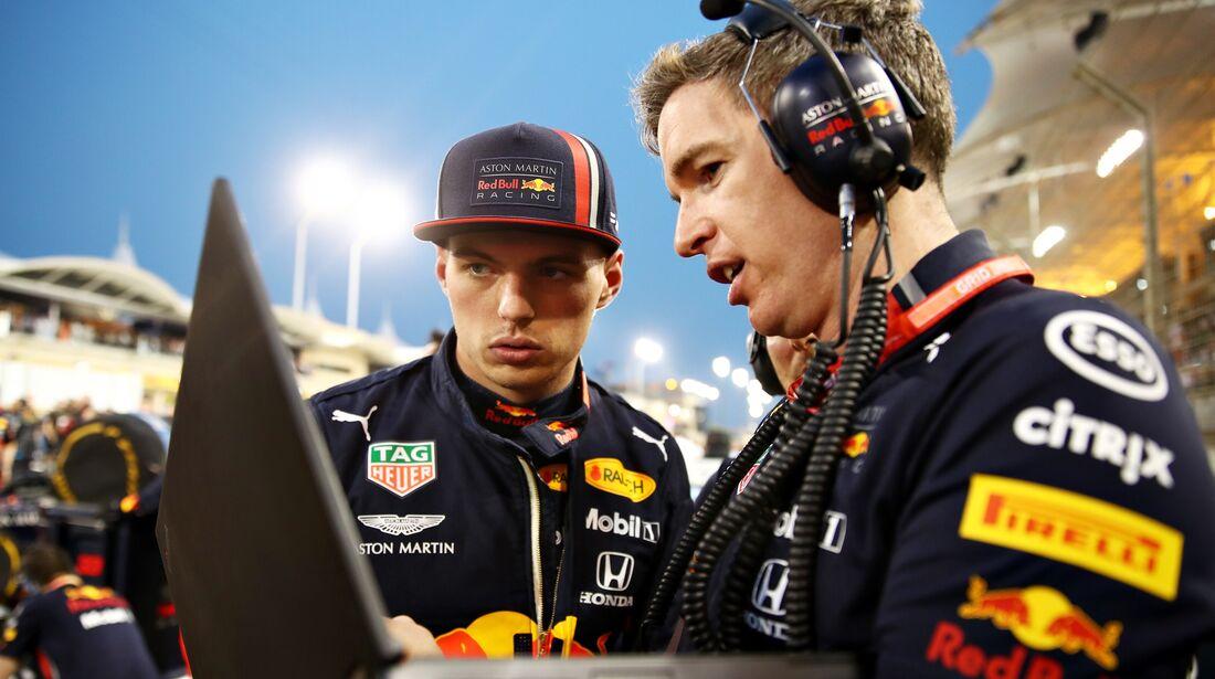 Max Verstappen - Red Bull - Formel 1 - GP Bahrain - 31. März 2019
