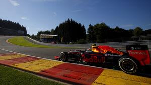 Max Verstappen - Red Bull - Formel 1 - GP Belgien - Spa-Francorchamps - 26. August 2016