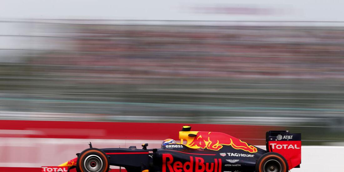 Max Verstappen - Red Bull - Formel 1 - GP Japan 2016 - Suzuka