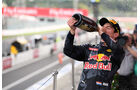 Max Verstappen - Red Bull - Formel 1 - GP Japan 2016 - Suzuka