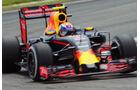 Max Verstappen - Red Bull - Formel 1 - GP Malaysia - Qualifying - 1. Oktober 2016