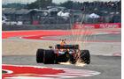 Max Verstappen - Red Bull - Formel 1 - GP USA - Austin - 20. Oktober 2018