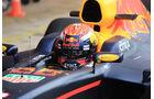 Max Verstappen - Red Bull - Formel 1 - Test - Barcelona - 8. März 2017