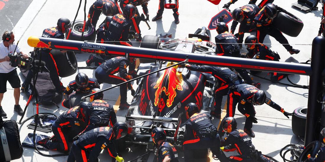 Max Verstappen - Red Bull - GP China 2018