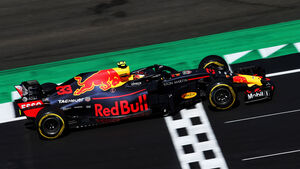 Max Verstappen - Red Bull - GP England - Silverstone - Samstag - 7.7.2018