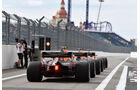 Max Verstappen - Red Bull - GP Russland - Sotschi - Formel 1 - Freitag - 28.9.2018