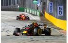 Max Verstappen - Red Bull - GP Singapur 2018