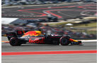 Max Verstappen - Red Bull - GP USA 2017 - Rennen