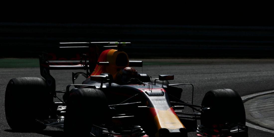 Max Verstappen - Red Bull - GP Ungarn - Budapest - Formel 1 - Freitag - 28.7.2017