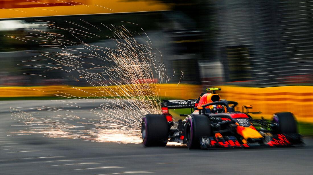 Max Verstappen - Red Bull - Qualifying - GP Australien 2018 - Melbourne