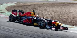 Max Verstappen - Showrun - Zandvoort - 2018