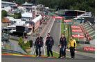 Max Verstappen - Toro Rosso - Formel 1 - GP Belgien - Spa-Francorchamps - 20. August 2015