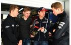 Max Verstappen - Toro Rosso - Formel 1 - GP Russland - 28. April 2016