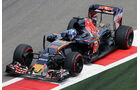 Max Verstappen - Toro Rosso - Formel 1 - GP Russland - 30. April 2016