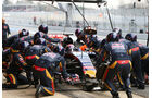 Max Verstappen - Toro Rosso - Formel 1-Test - Barcelona - 27. Februar 2015