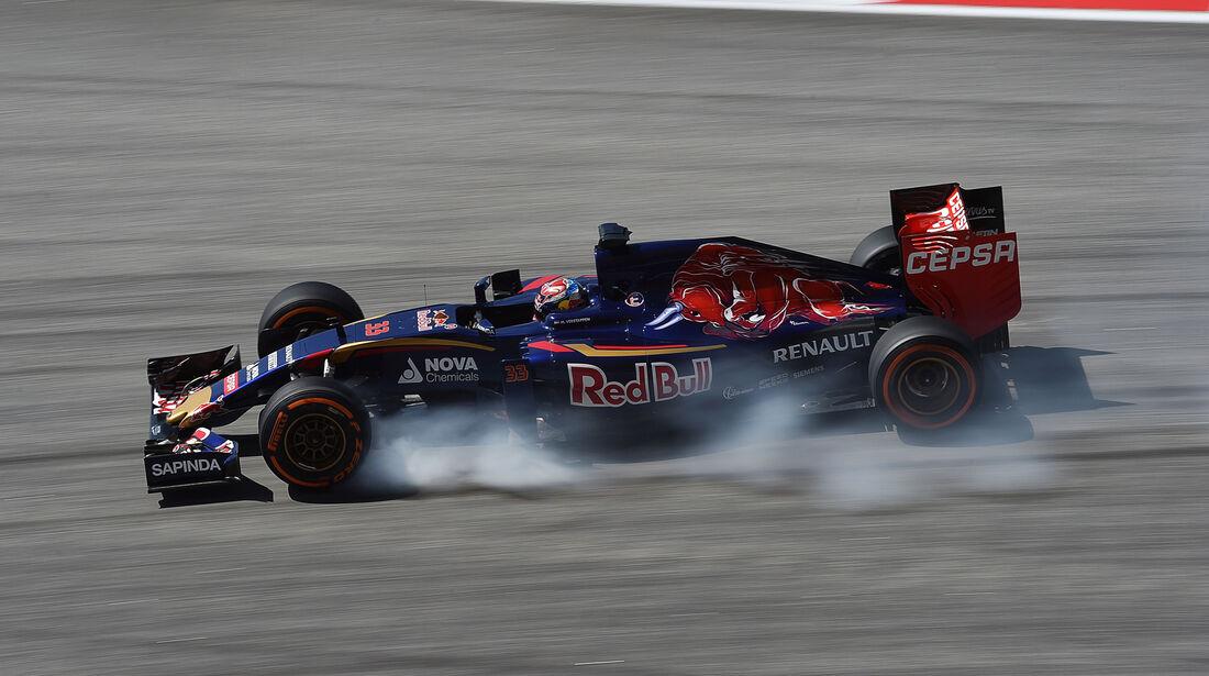 Max Verstappen - Toro Rosso - GP Malaysia 2015