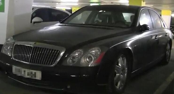Maybach 57 Garage