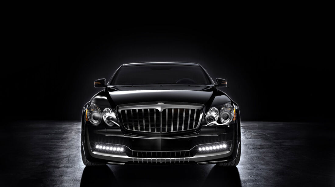 Maybach Coupé Xenatec Front
