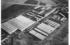 Maybach-Historie, Produktionshallen