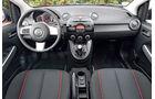 Mazda 2 1.3, Cockpit