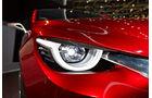 Mazda 2 Hazumi, Messe, Genf, 2014, Sitzprobe, Jochen Knecht