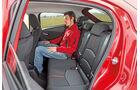 Mazda 2 Skyactiv-G 115 i-Eloop, Fondsitze