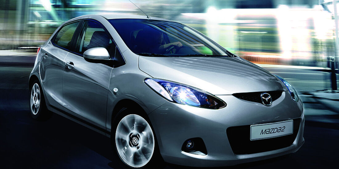 Mazda 2 Sondermodell 90th Anniversary