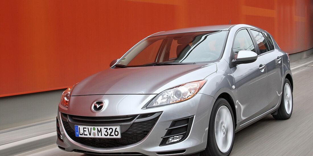 Mazda 3 1.6 MZR-CD High-Line