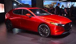 Mazda 3 (2019) L.A. Autoshow 2018