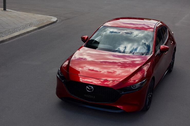 Mazda 3 2019 Mit Allradantrieb Und Kompressionszundung Auto