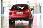 Mazda 3, Heckansicht