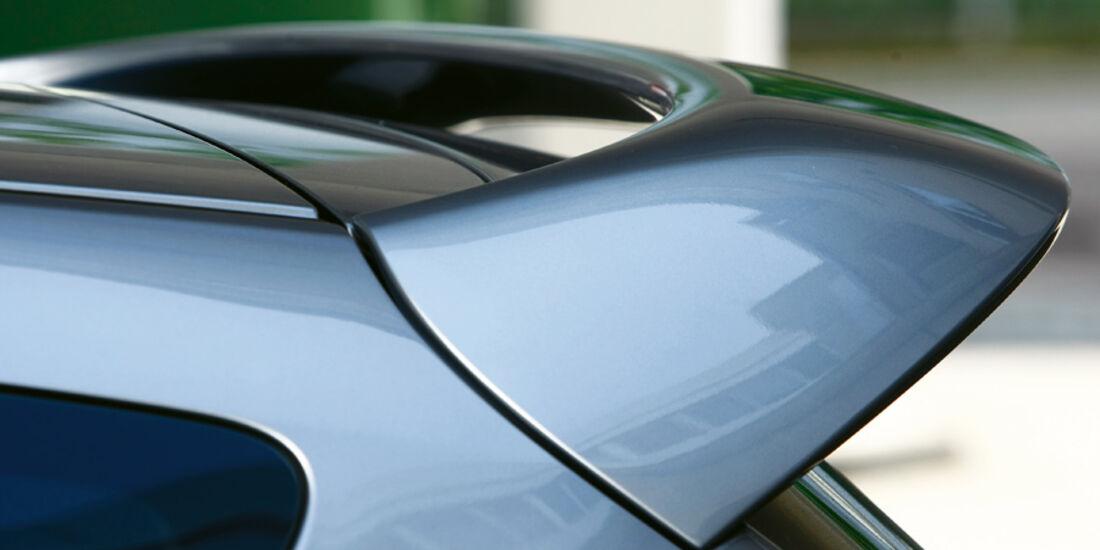 Mazda 3 MPS, Detail, Spoiler