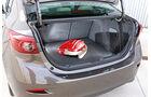 Mazda 3 SKYACTIV-G120, Kofferraum