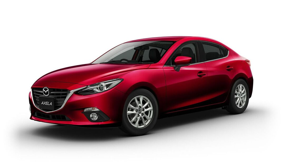 Mazda 3 Skyactiv Hybrid