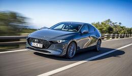 Mazda 3 Skyactive-D Diesel Fahrbericht Lissabon 2019
