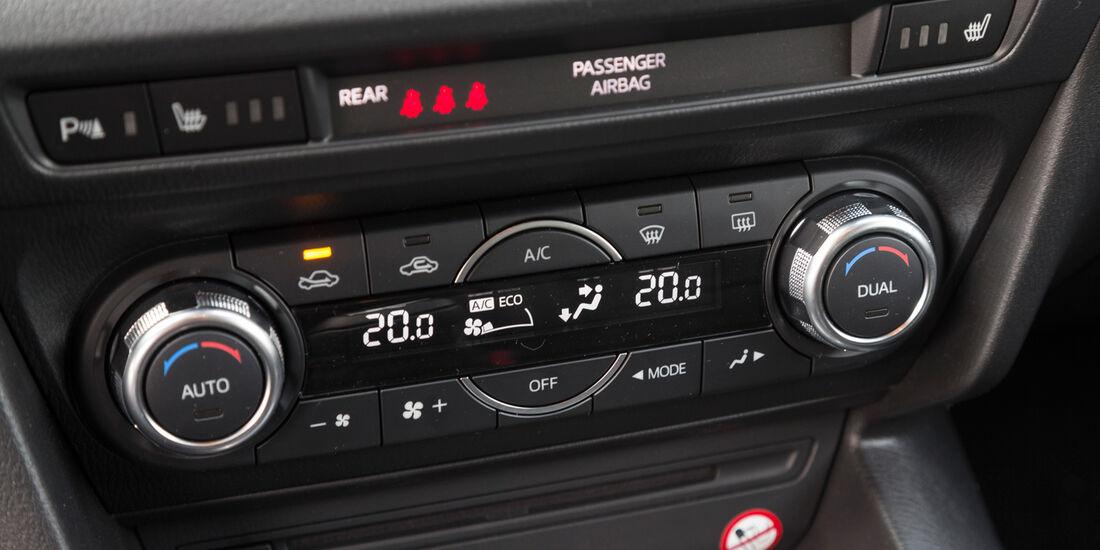 Mazda 3 Skyactive G 120, Multimediasystem
